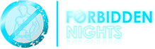 Forbidden nights Logo