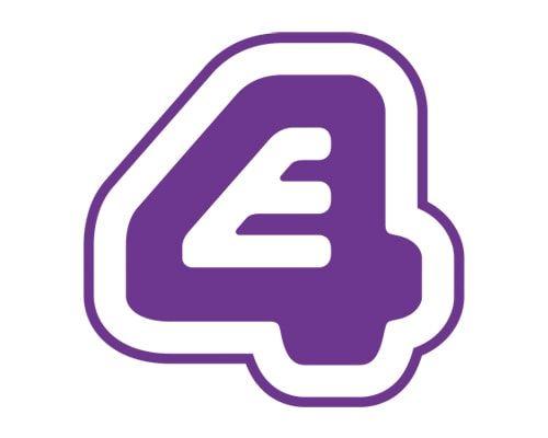 E 4 logo