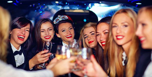hen night packages london