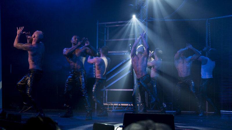 male strip clubs in london